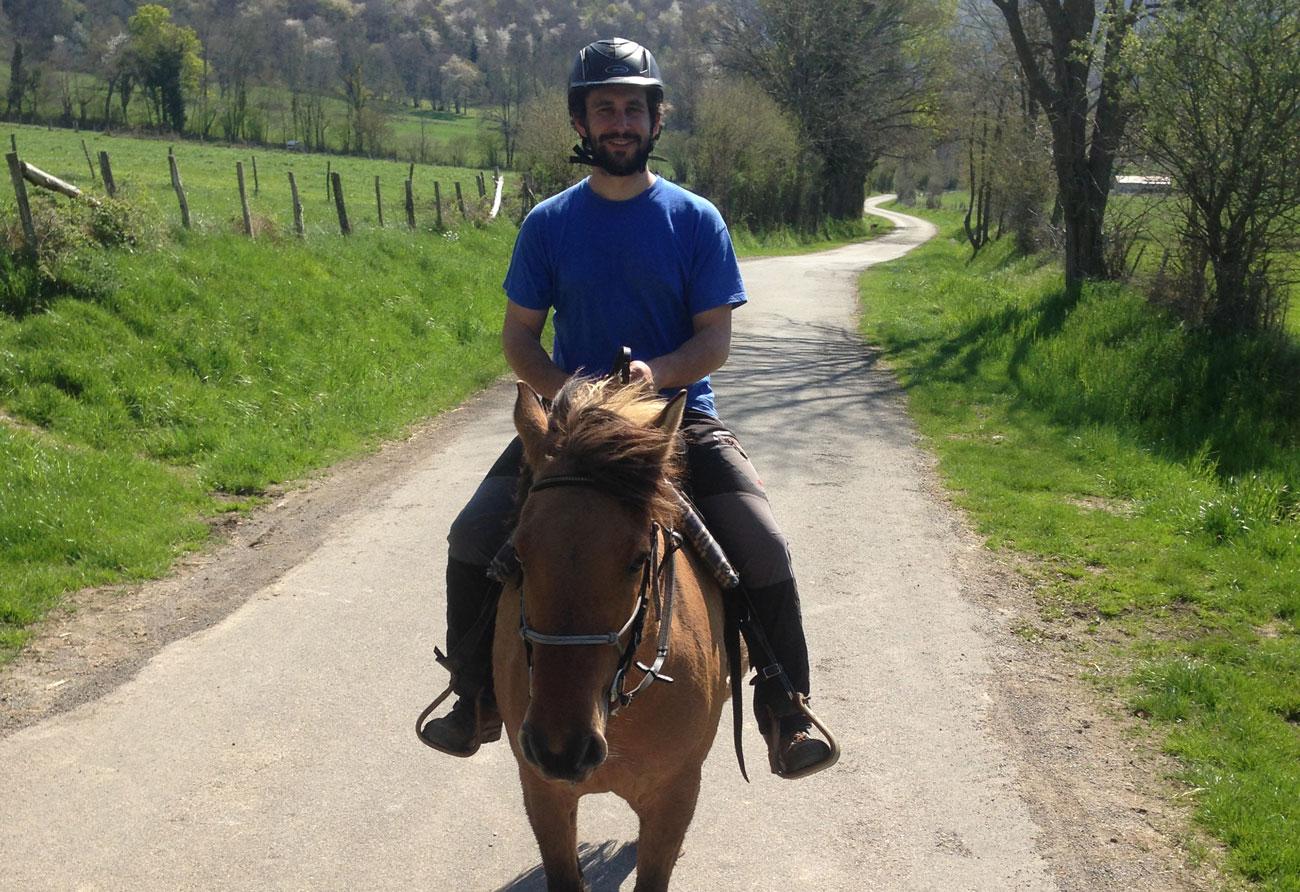 Equitation Claire Rondet Les Ateliers de la Cavale